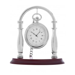 Harrison Brothers and Howson Fob Pocket Watch On Stand 1870