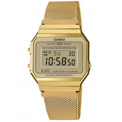 Casio Unisex Classic Digital Watch A700WEMG-9AEF