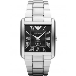 Emporio Armani Black Dial Watch AR1642
