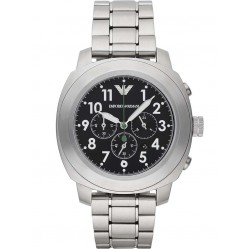 Emporio Armani Men's Chronograph Bracelet Watch AR6056