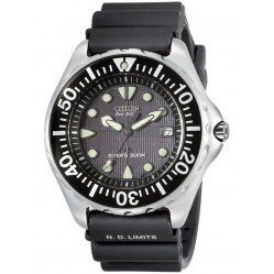 Citizen Mens Professional Divers Watch BN0000-04H