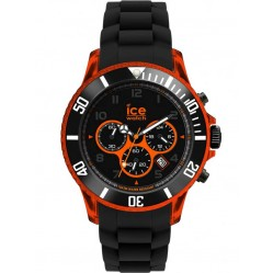 Ice-Watch Unisex Rubber Strap Watch CH.KOE.BB.S.12