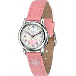 D for Diamond Childrens Pink Watch Z783