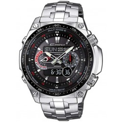 Casio Mens Edifice Wave Ceptor Watch ECW-M300EDB-1AER