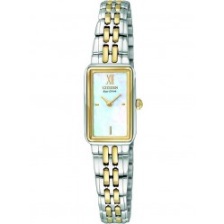 Citizen Ladies Mother of Pearl Dial Watch EG2824-55D