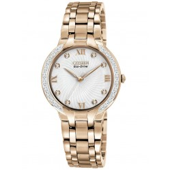 Citizen Ladies Bella Diamond Watch EM0123-50A