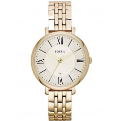 Fossil Ladies Gold Plated Watch ES3434