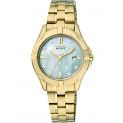 Citizen Ladies Eco-Drive Watch EW1932-54D