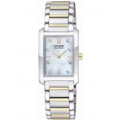 Citizen Ladies Two Tone Watch EX1074-59D