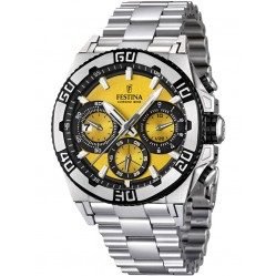 Festina Mens Chrono Bike Watch F16658-7