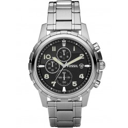 Fossil Mens Chronograph Watch FS4542
