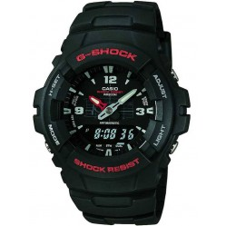 Casio Mens G-Shock Watch G-100-1BVMUR