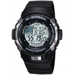 CASIO Gents G-Shk Digital Steel Dial Watch G-7700-1ER