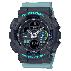 Casio GSHOCK Unisex Watch GMA-S140-2AER