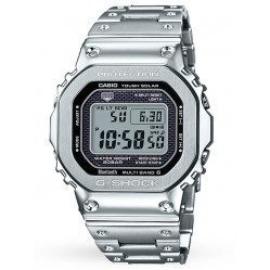 Casio Mens G Shock Full Metal Stainless Steel Bracelet Watch GMW-B5000D-1ER
