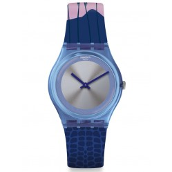 Swatch Bond Licence To Kill 1989 Watch GZ328
