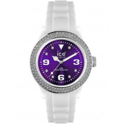 Ice-Watch Ladies Rubber Strap Watch IPE.ST.WPE.U.S.12