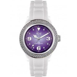Ice-Watch Ladies Rubber Strap Watch IPE.ST.WSH.U.S.12