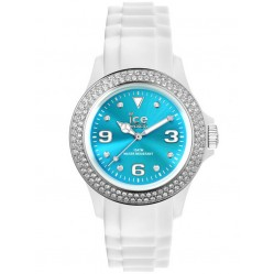 Ice-Watch Unisex White Strap Watch ITE.ST.WTE.U.S.12