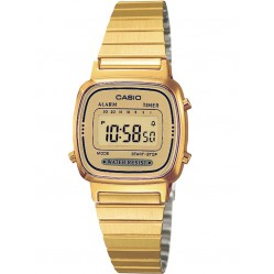 Casio Ladies Digital Display Watch LA670WEGA-9EF