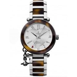Vivienne Westwood Ladies Orb Watch VV006SLBR