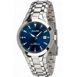 Accurist Mens Stainless Steel Watch MB860N