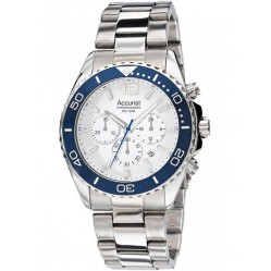 Accurist Mens Chronograph Watch MB946NW