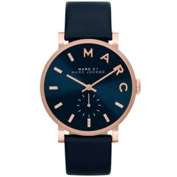 Marc Jacobs Unisex Baker Strap Watch MBM1329