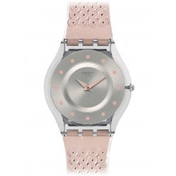 Swatch Ladies Cipria Pink Watch SFK387