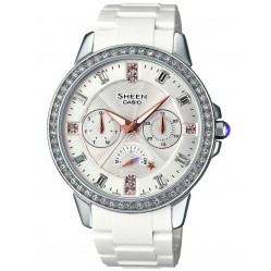 Casio Sheen Ladies Watch SHE-3023-7AER