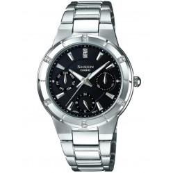 Casio Sheen Ladies Watch SHE-3800D-1AER