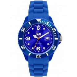 Ice-Watch Unisex Rubber Strap Watch SI.BE.B.S.12