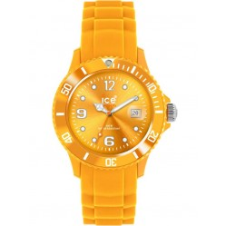 Ice-Watch Unisex Rubber Strap Watch SI.GL.U.S