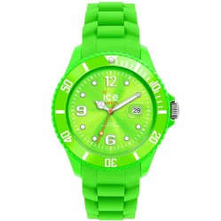 Ice-Watch Unisex Rubber Strap Watch SI.GN.B.S.12