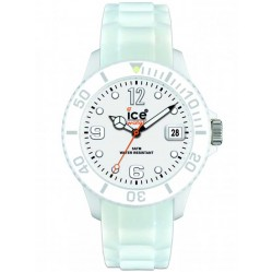 Ice-Watch Unisex Rubber Strap Watch SI.WE.S.S.12