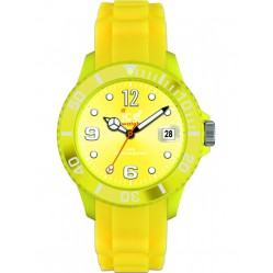 Ice-Watch Unisex Rubber Strap Watch SI.YW.B.S.12