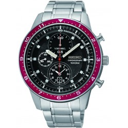Seiko Mens Chronograph Watch SNDF37P1