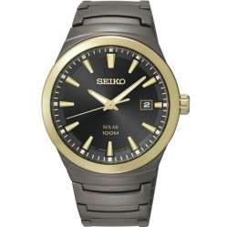 Seiko Mens Bracelet Watch SNE252P1