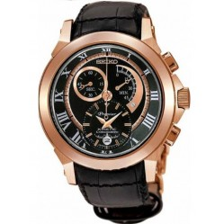Seiko Mens Premier Chronograph Kinetic Watch SNL044P1