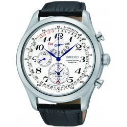 Seiko Men's Alarm Chronograph Watch SPC131P1