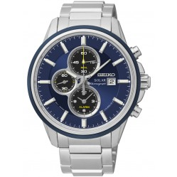 Seiko Mens Chronograph Watch SSC251P1