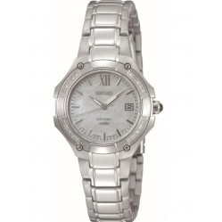 Seiko Ladies Coutura Silver Bracelet Watch SXDA81P1