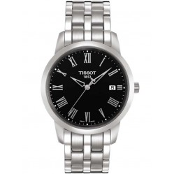 Tissot Mens Classic Dream Bracelet Watch T033.410.11.053.01