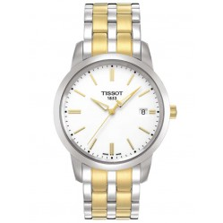 Tissot Mens T-Classic Dream Bracelet Watch T033.410.22.011.01