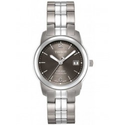 Tissot Ladies PR100 Titanium Bracelet Watch T049.310.44.067.00