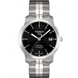 Tissot Mens PR100 Titanium Watch T049.410.44.051.00