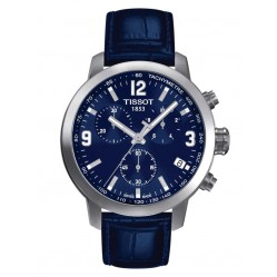 Tissot Mens PRC 200 Chronograph Watch T055.417.16.047.00