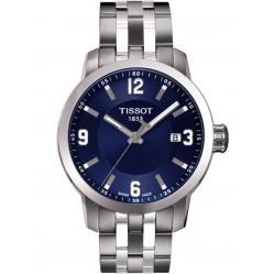 Tissot Mens PRC200 Analogue Watch T055.410.11.047.00