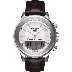 Tissot Mens T-Touch Classic Strap Watch T083.420.16.011.00