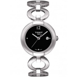 Tissot Ladies Pinky Steel Circle Watch T084.210.11.057.00